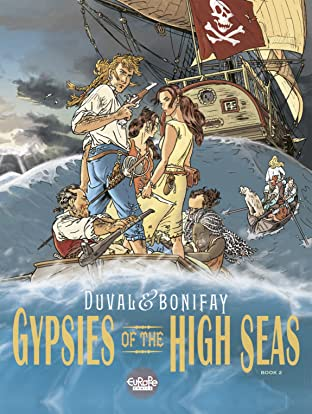 Gypsies of the High Seas Tome 2