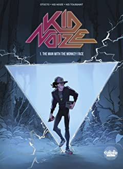Kid Noize Vol. 1: The Man with the Monkey Face