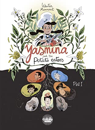 Yasmina and the Potato Eaters Vol. 1