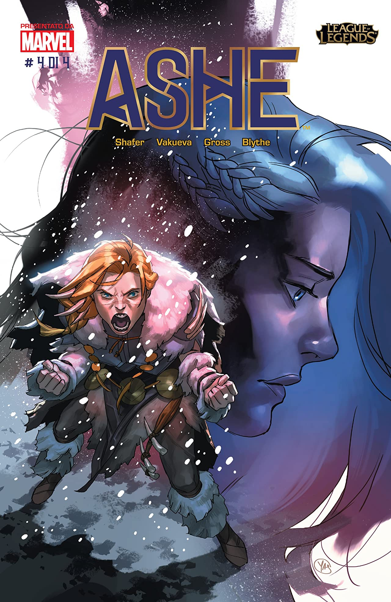 League of Legends - Ashe: Madre Guerriera Special Edition (Italian) No.4 (sur 4)