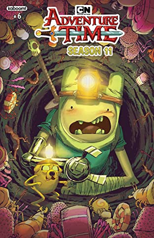 Adventure Time Season 11 No.6