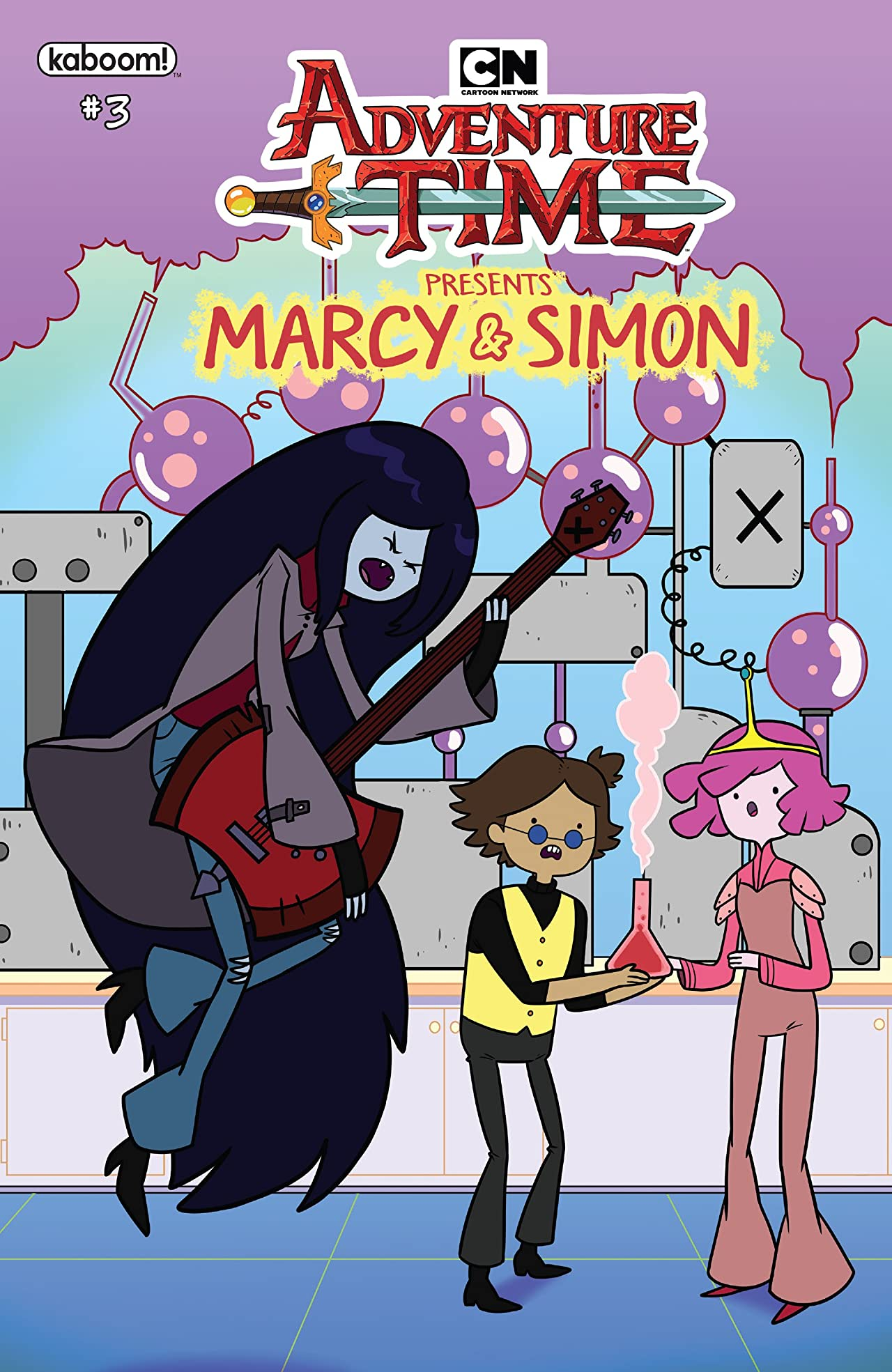 Adventure Time: Marcy & Simon #3