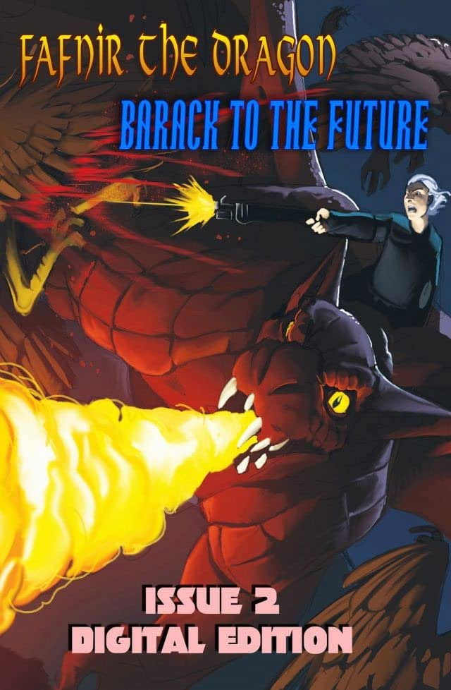 Fafnir the Dragon Vol. 2 #2