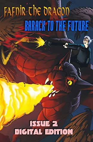 Fafnir the Dragon Vol. 2 #2