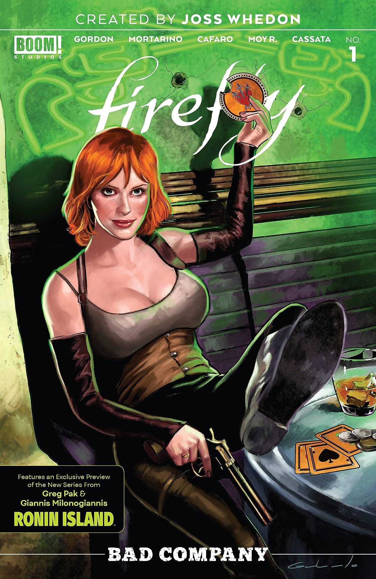 Firefly: Bad Company