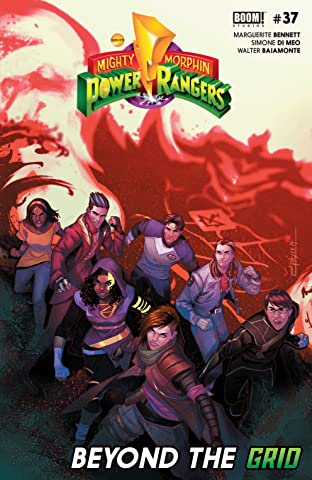 Mighty Morphin Power Rangers No.37