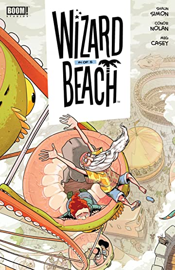 Wizard Beach #4