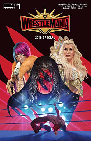 WWE Wrestlemania 2019 Special No.1