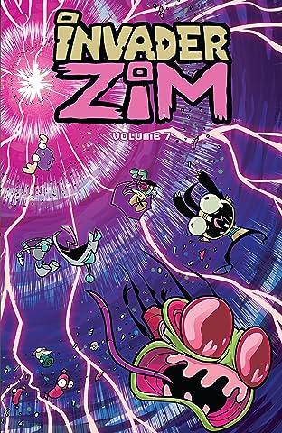 Invader ZIM Tome 7