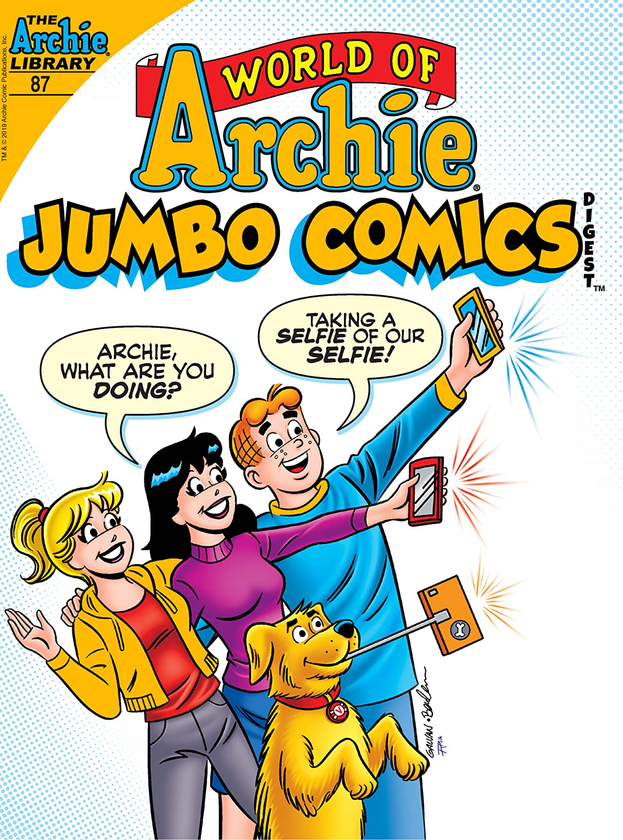 World of Archie Double Digest #87