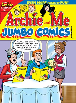 Archie and Me Comics Digest No.16