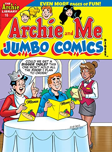 Archie and Me Comics Digest #16