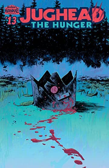 Jughead: The Hunger No.13