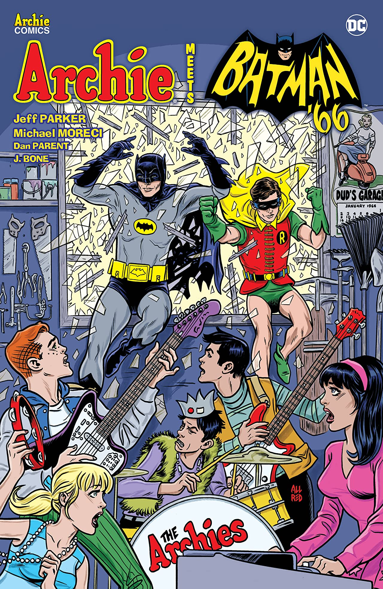 Archie Meets Batman '66 Tome 1