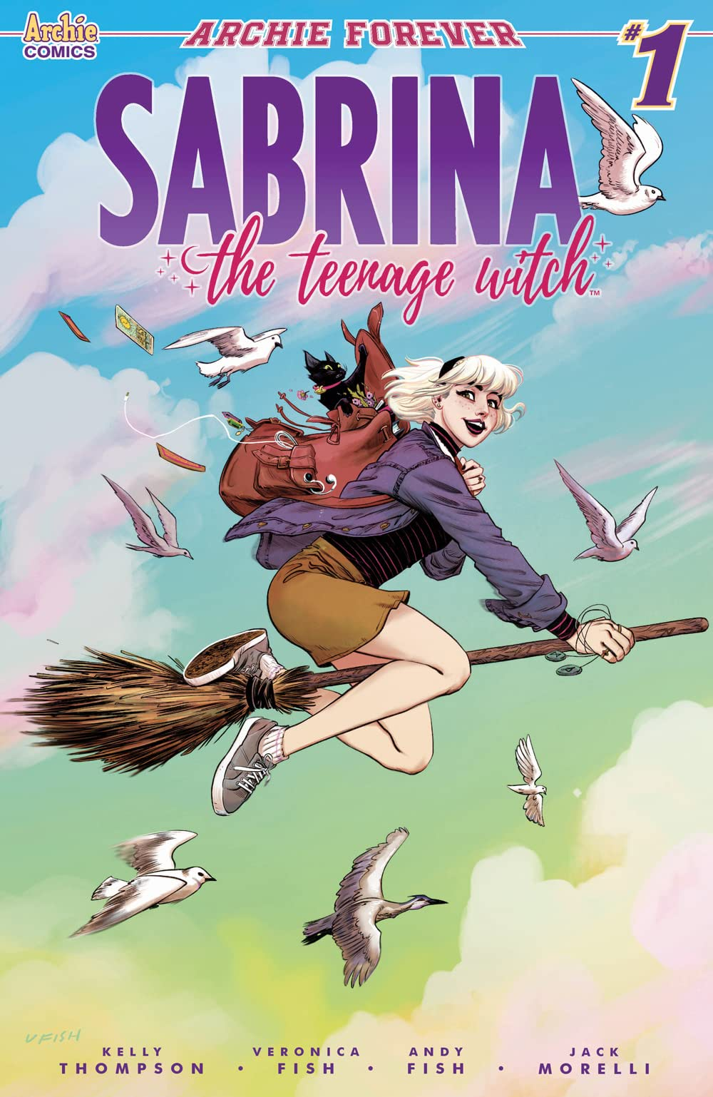 Sabrina the Teenage Witch (2019-) #1