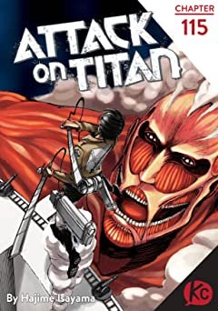 Attack on Titan No.115