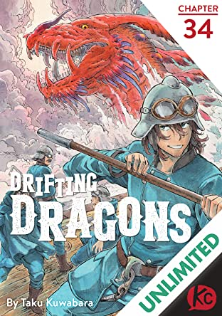 Drifting Dragons #34