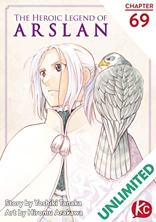 The Heroic Legend of Arslan #69