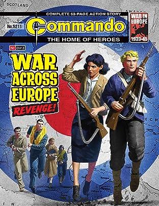 Commando #5211: War Across Europe: Revenge!