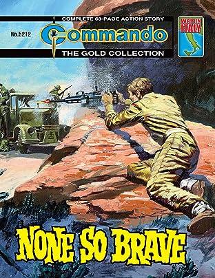 Commando #5212: None So Brave