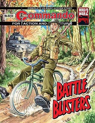 Commando #5213: Battle Blisters