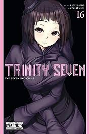 Trinity Seven Vol. 16: The Seven Magicians