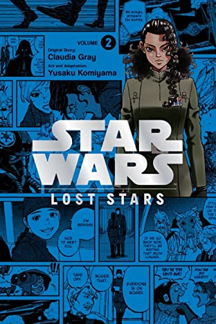 Star Wars Lost Stars Vol. 2