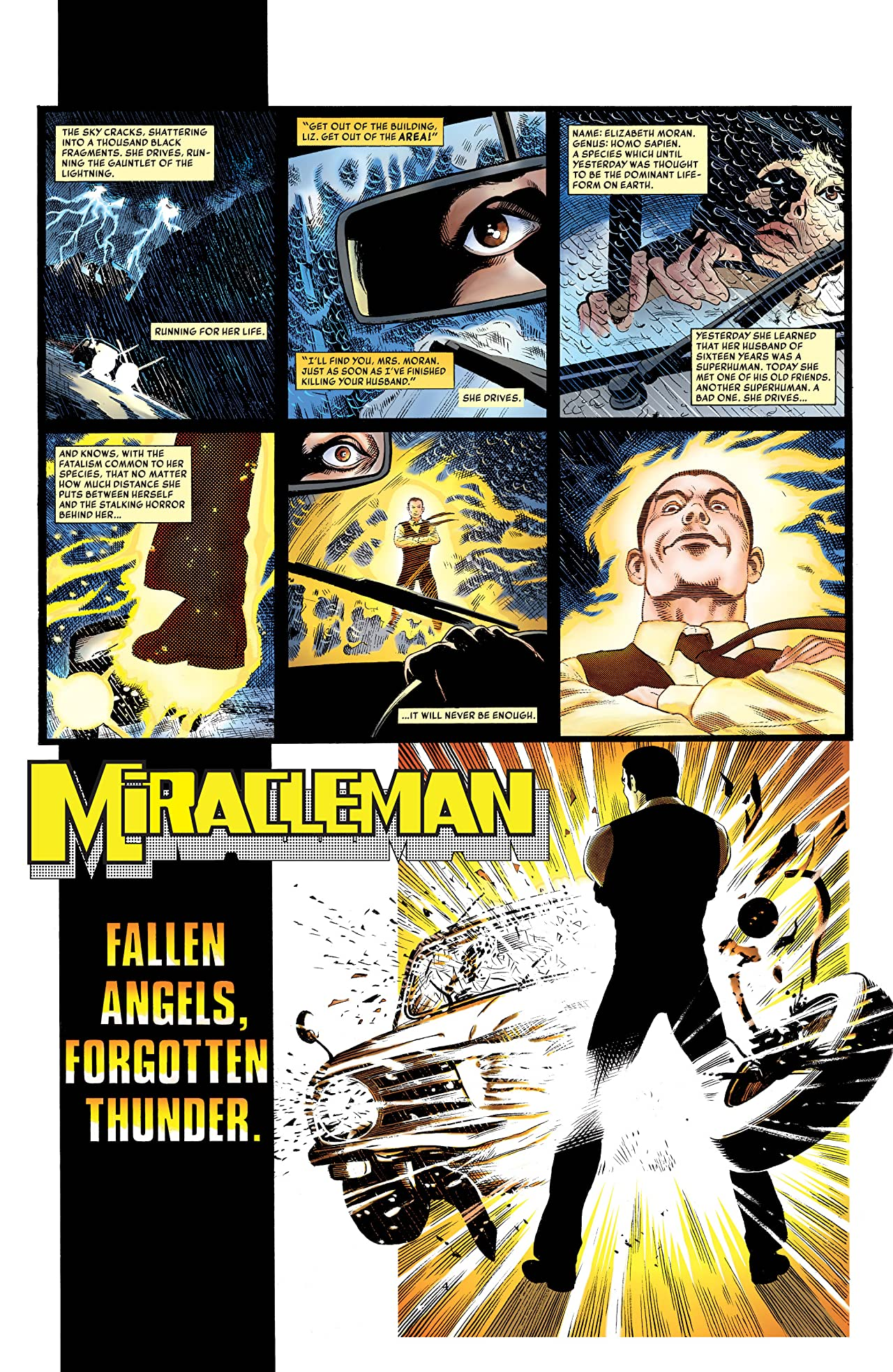 Miracleman: Mass Market Edition #3