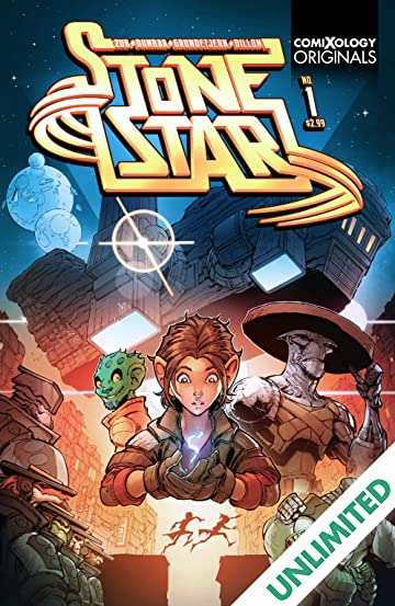 Image result for stone star comixology