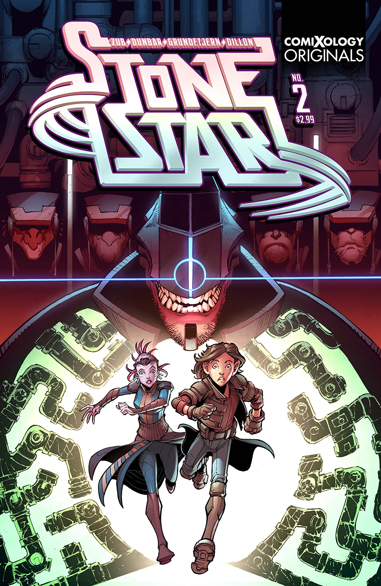 Stone Star (comiXology Originals) #2 (of 5)