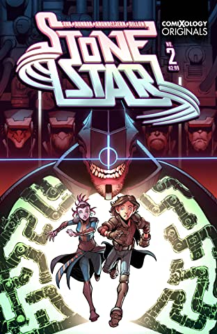 Stone Star Season One (comiXology Originals) No.2 (sur 5)