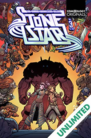 Stone Star Season One (comiXology Originals) #3 (of 5)