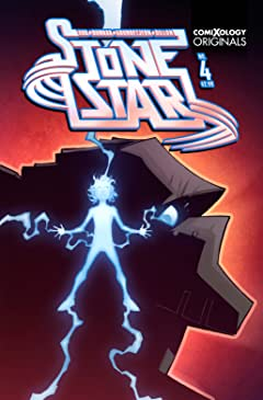 Stone Star (comiXology Originals) #4 (of 5)