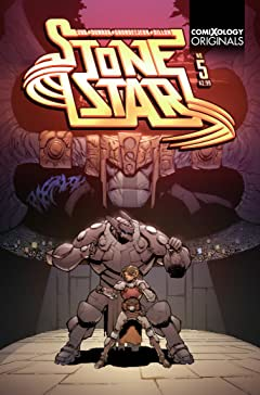 Stone Star Season One (comiXology Originals) #5 (of 5)
