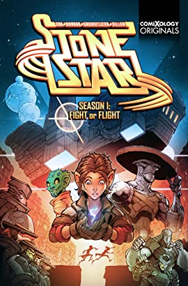 Stone Star (comiXology Originals) Vol. 1