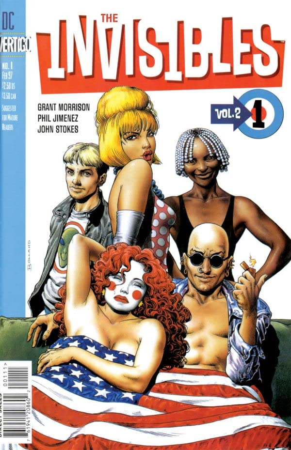The Invisibles Vol. 2 #1