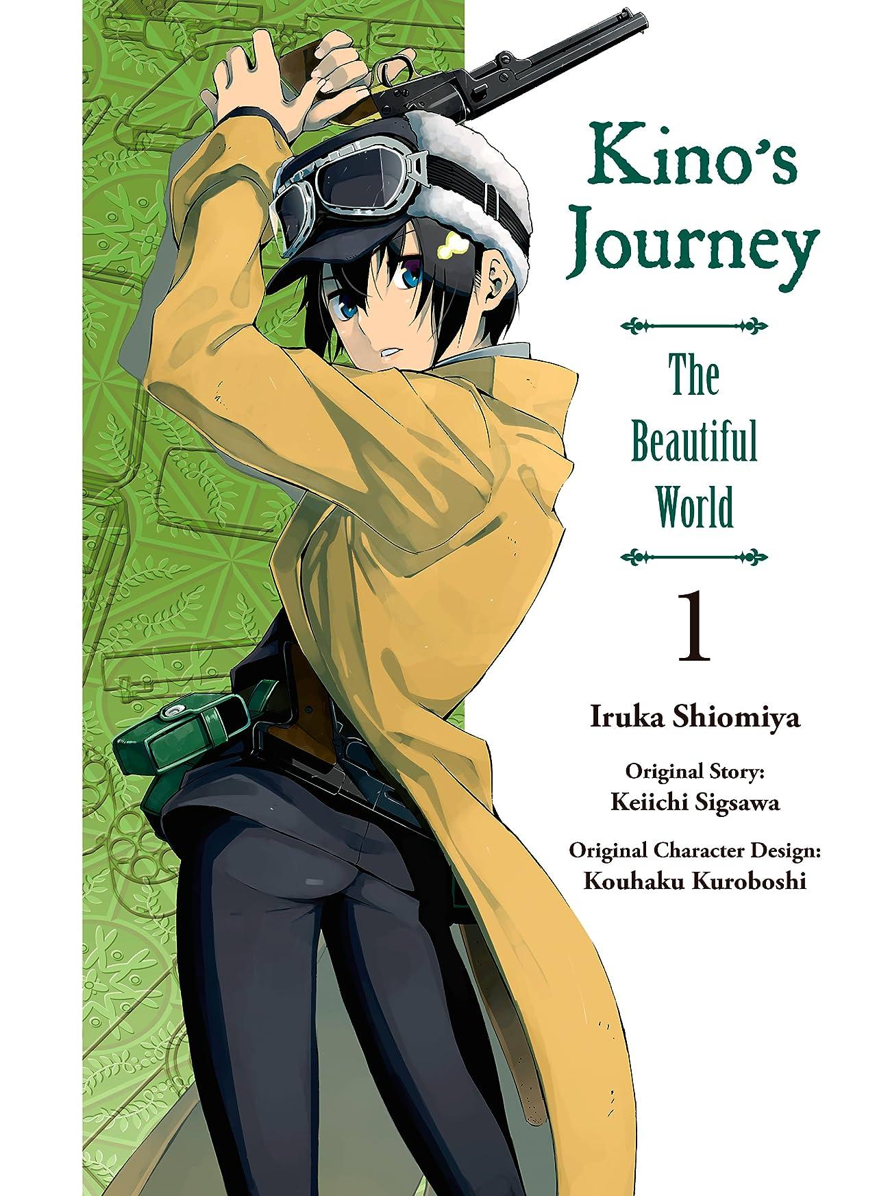 Kino's Journey Tome 1