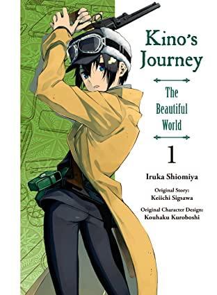 Kino's Journey Tome 1