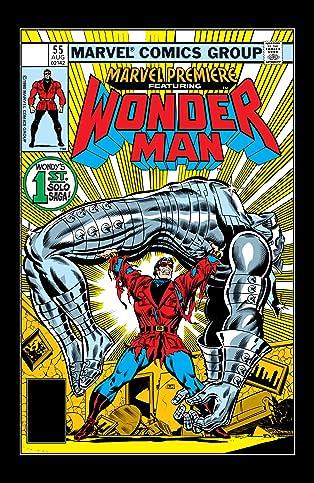 Marvel Premiere (1972-1981) #55