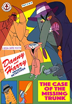 Danny and Harry Private Detectives #3: The Case of the Missing Trunk Part 3 of 6