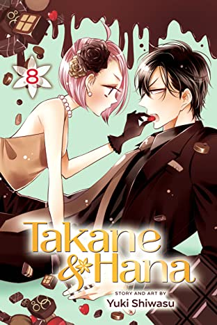 Takane & Hana Vol. 8