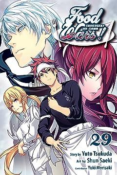 Food Wars!: Shokugeki no Soma Vol. 29