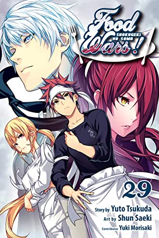 Food Wars!: Shokugeki no Soma Vol. 29
