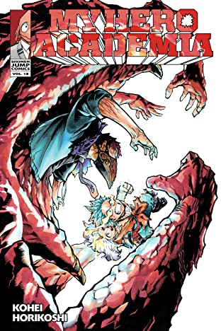 My Hero Academia Vol. 18: Bright Future