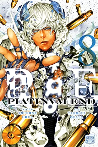 Platinum End Vol. 8