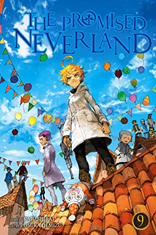 The Promised Neverland Tome 9: The Battle Begins