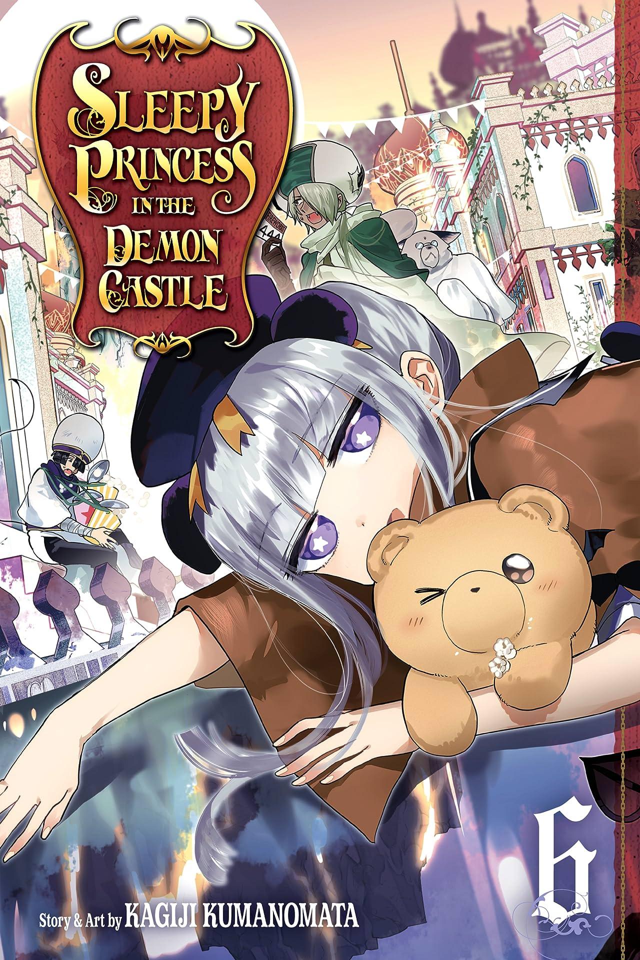 Sleepy Princess in the Demon Castle Vol. 6