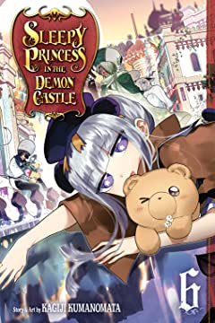 Sleepy Princess in the Demon Castle Vol. 6