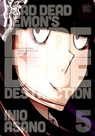 Dead Dead Demon's Dededede Destruction Vol. 5