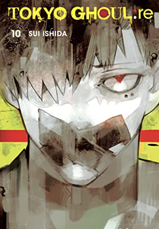 Tokyo Ghoul: re Tome 10